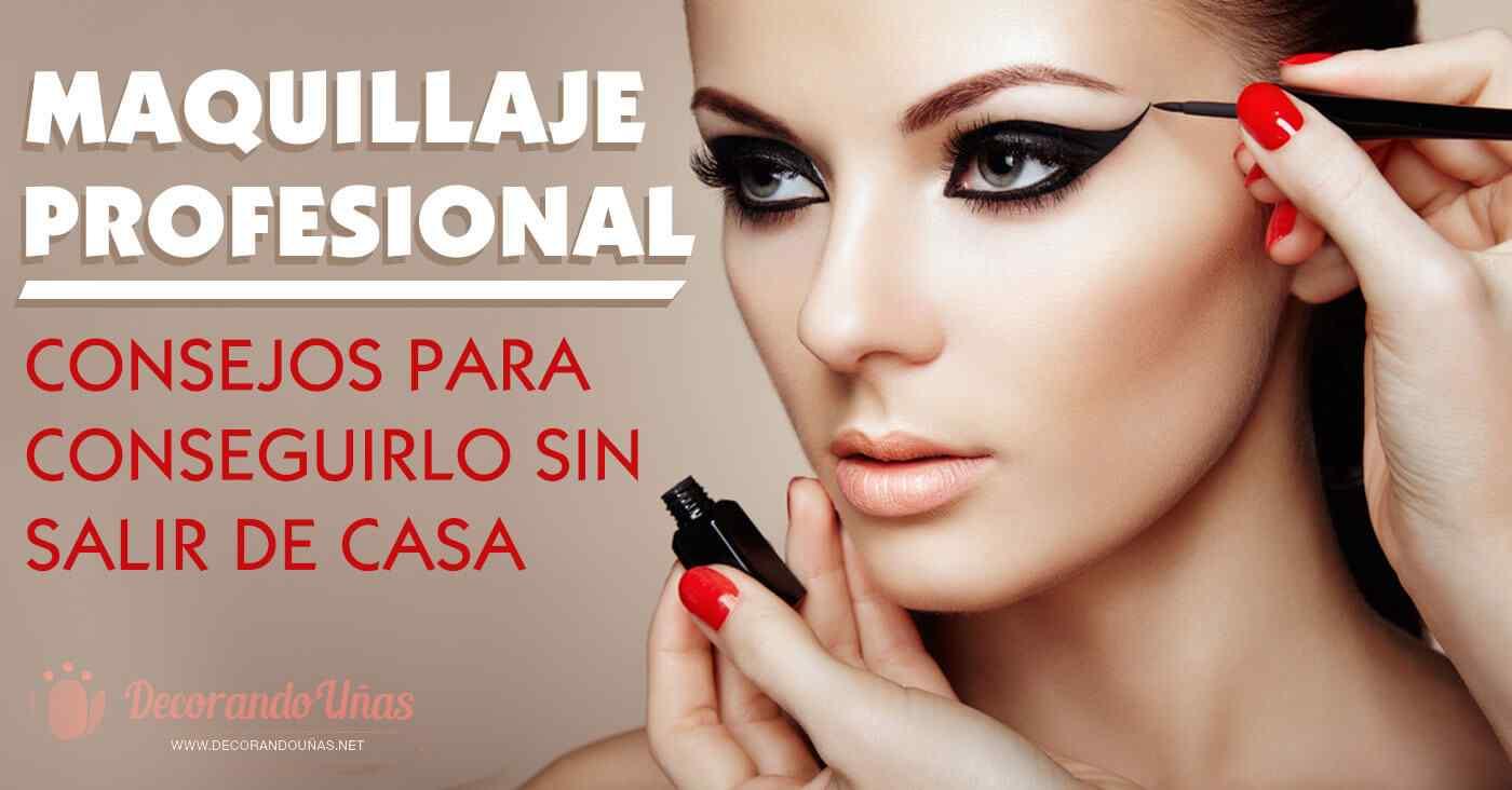 Consejos de maquillaje profesional
