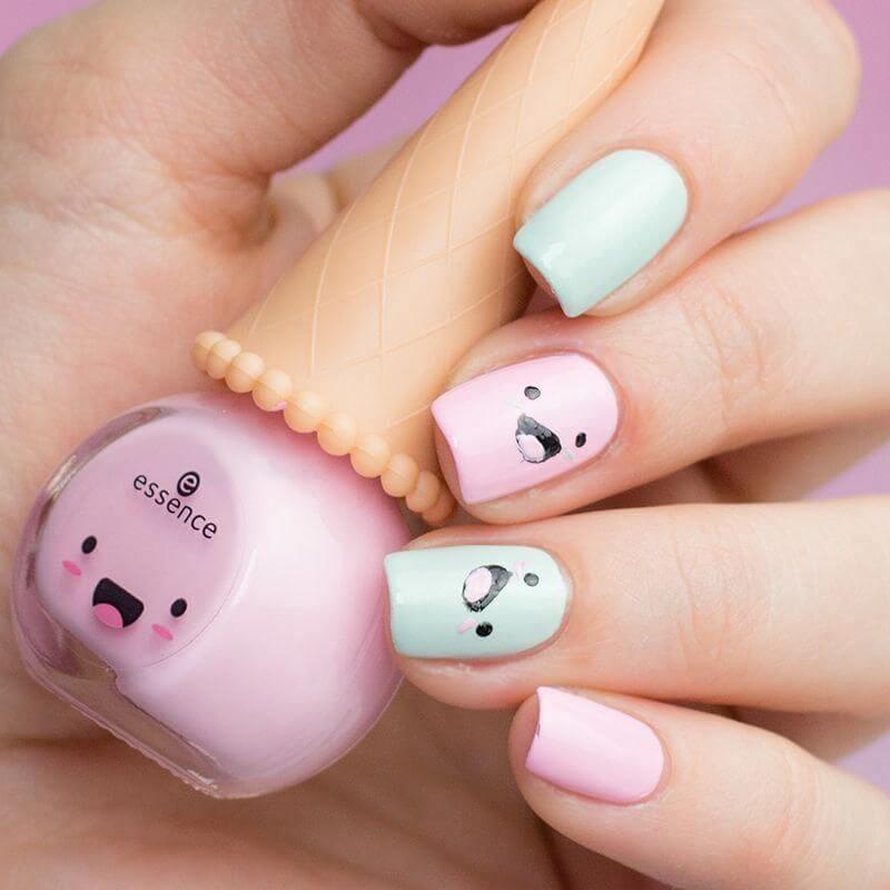 Lindos diseños de uñas con pedrería que te van a encantar
