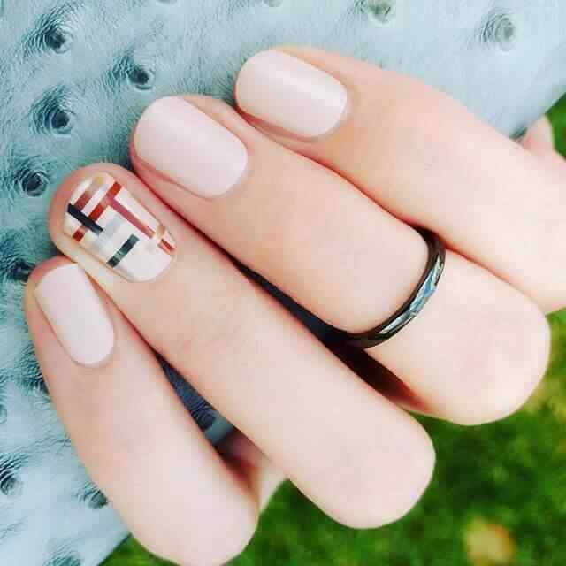diseño de uñas facil