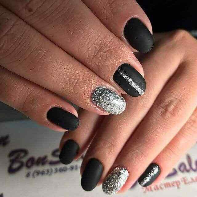 negras y plata