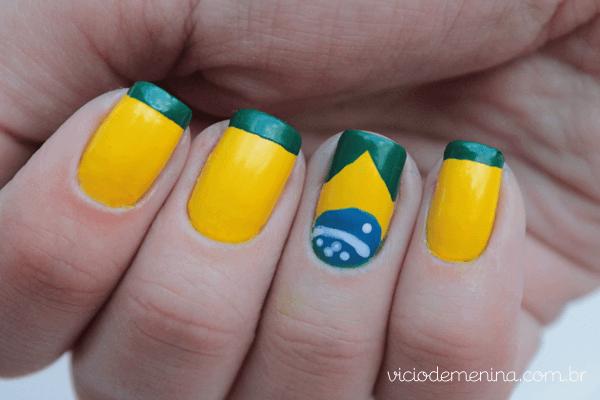 nail art colores brasil