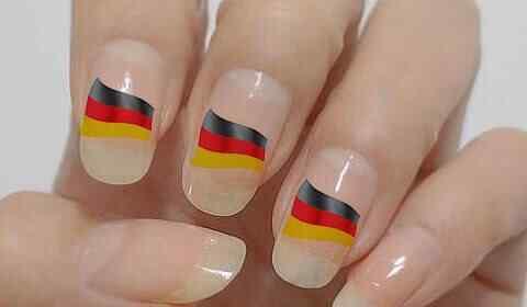 uñas de alemania