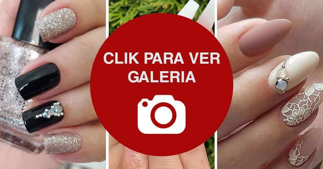 Decoracion de uñas con piedras galeria de imagenes