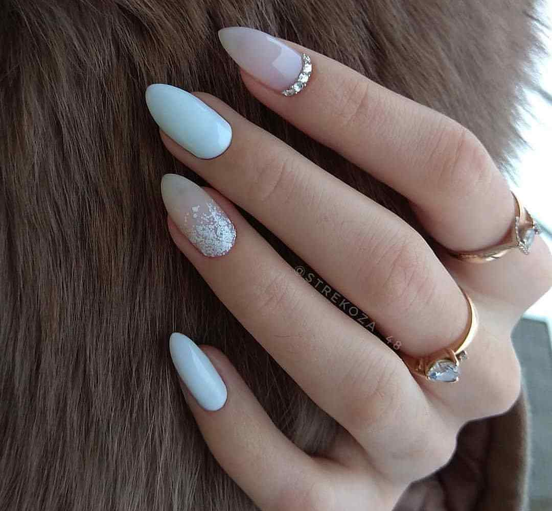 porcelain nail decoration