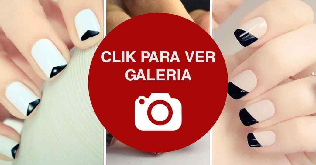 Uñas sencillas galeria de fotos