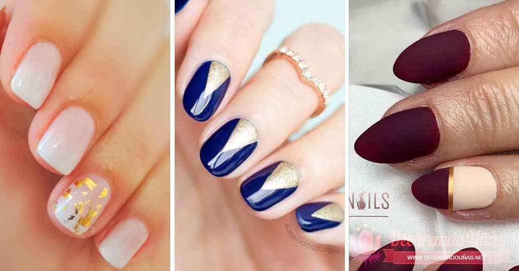 Imágenes uñas decoradas elegantes - colección