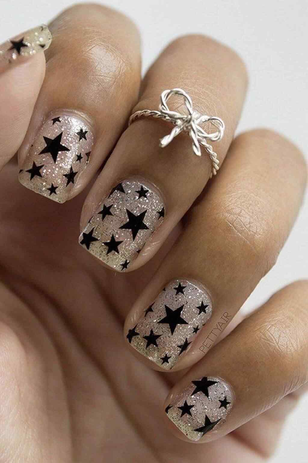 con estrellas